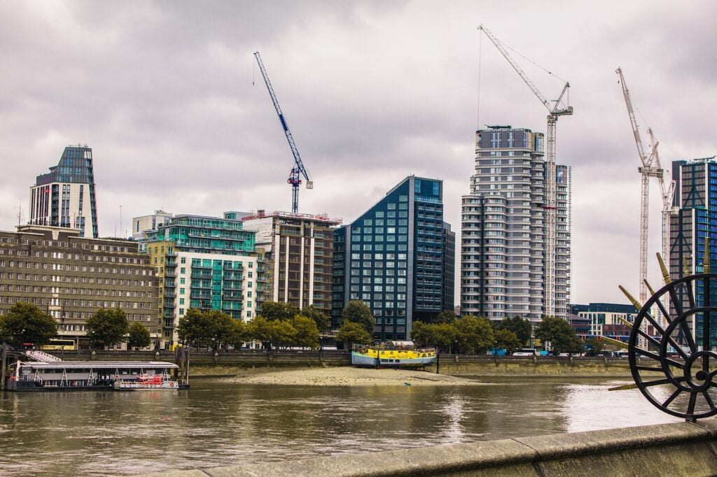 London Brownfield Sites